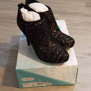 Maurices Lacey shootie